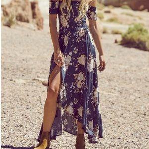 Auguste the Label Boheme Goddess Maxi Dress